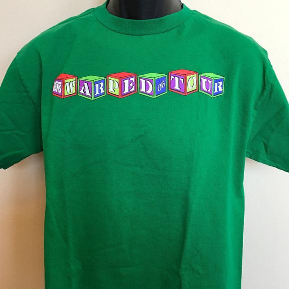 Vintage Other - Warped Tour Shirt 2006 Vans Concert Music Festival